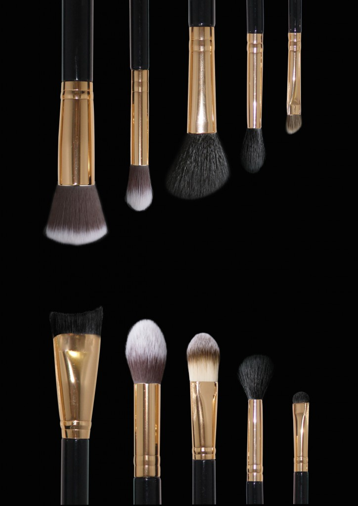 10 Piece Ultimate Brush Collection: 10 Piece Ultimate Brush Collection