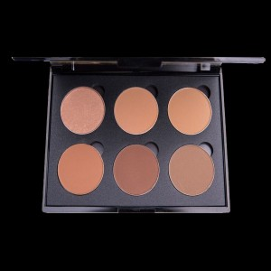 Dark Powder Contouring Palette
